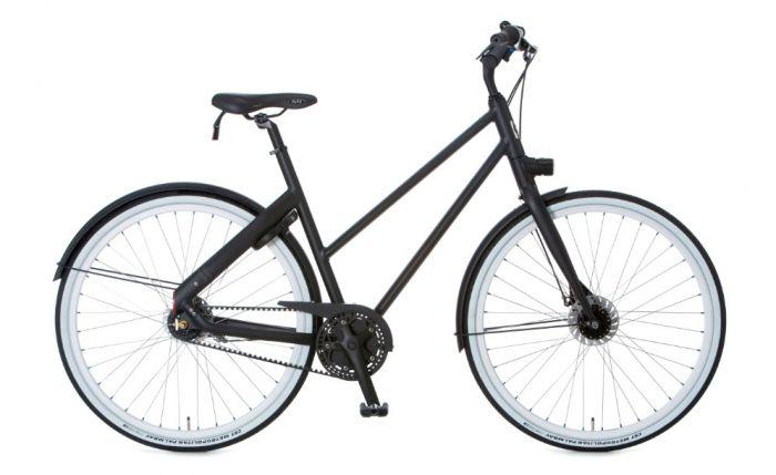 zwarte toffe fiets hip