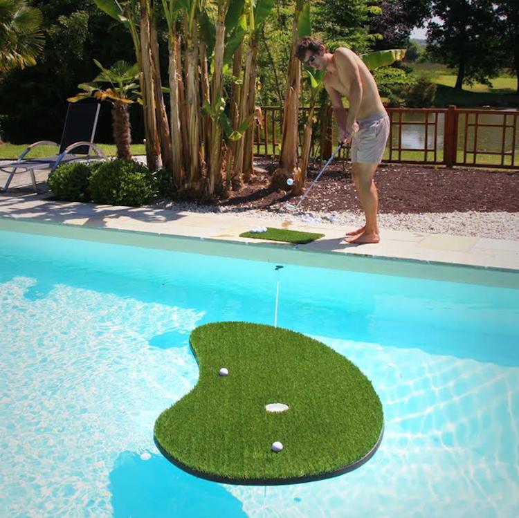 zwembad speelgoed golf