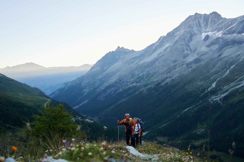 zwitserse alpen bergen zwitserland