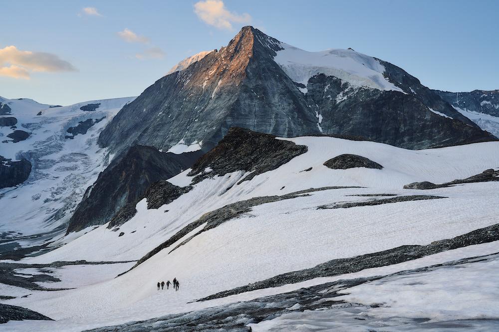 zwitserse alpen bergtocht