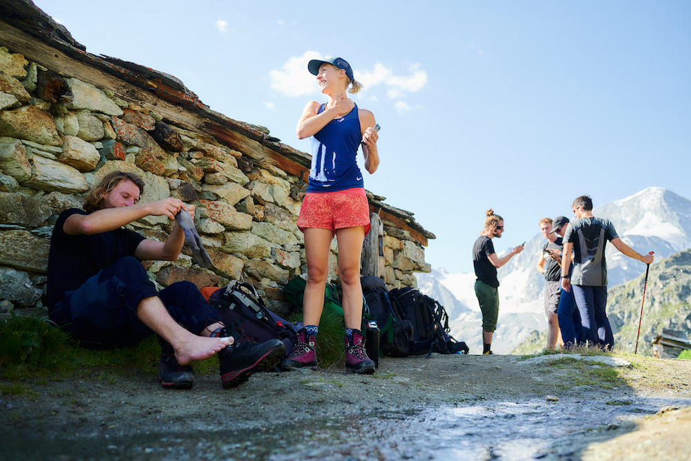 zwitserse alpen vakantie groepsreis